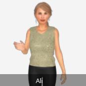 premium avatar ali