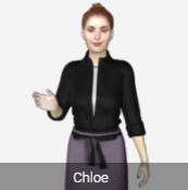 premium avatar Chloe