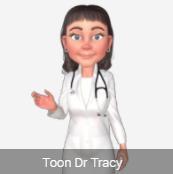 toon Avatar Dr Tracy