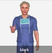 Premium Avatar Dr Mark