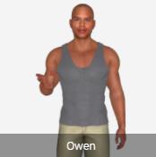 Premium Avatar Owen