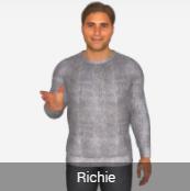 Premium Avatar Richie