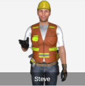 Premium Avatar Construction Steve