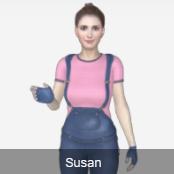 Premium Avatar Susan