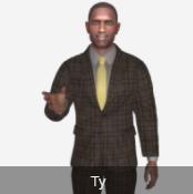 Premium Avatar Ty